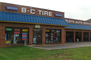 B-C Tire & Complete Auto Service