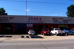 Jones Tire & Automotive Center