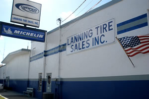 Lanning Tire Incorporated - HQ