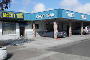 McCoy Tire (Downtown)