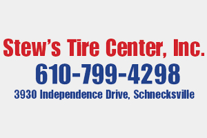 Stew's Tire Center Inc.