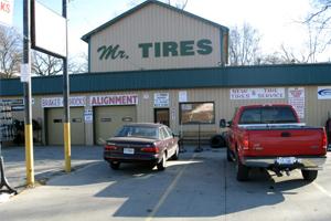 Mr. Tires