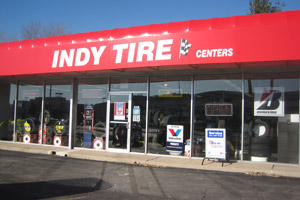 Indy Tire - Glendale