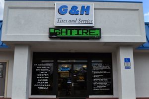 G & H Tires and Service