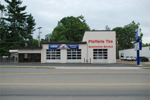 Pfefferle Tire & Automotive Service Inc.