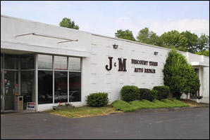 J&M Discount Tire and Service Center