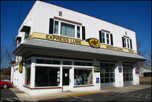 Miller Express Lube