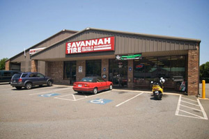 Savannah Tire - Abercorn