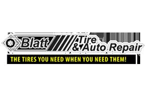 Blatt Tire & Auto Repair - Cedarbrook Plaza