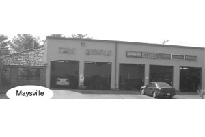 Tire World - Maysville
