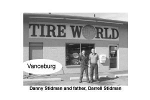 Tire World - Vanceburg