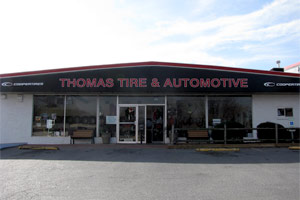 Thomas Tire & Automotive #1