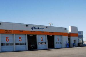 Quick Lane Tire and Auto Center