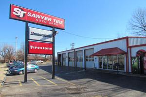 Sawyer Tire