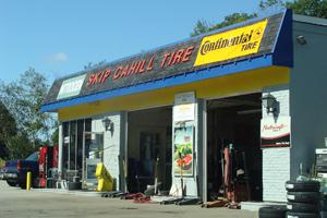 Skip Cahill Tire