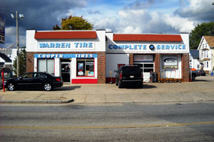 Warren Tire Company