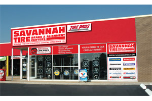 Savannah Tire - Mall Blvd.