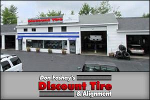 Don Foshay's Discount Tire & Alignment