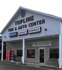 Topline Tire & Auto Center