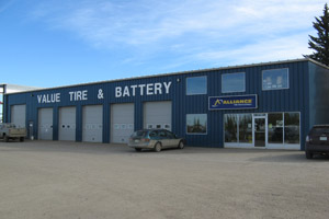 Value Tire (Yorkton)