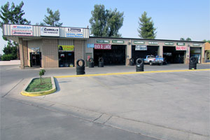 Carrolls Tire Warehouse - Delano