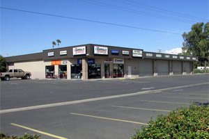 Carrolls Tire Warehouse - Tulare