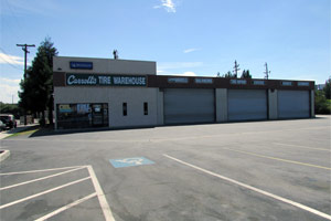 Carrolls Tire Warehouse - Bakersfield