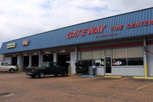 Gateway Tire & Service Center - Batesville