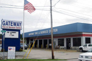 Gateway Tire & Service Center - Columbia