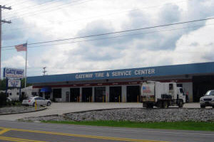 Gateway Tire & Service Center - McMinnville