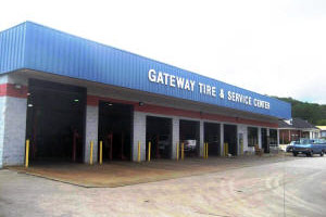 Gateway Tire & Service Center - Shelbyville
