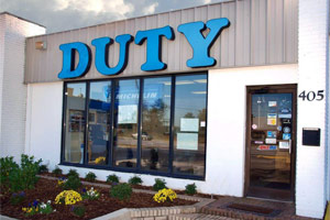 Duty Tire & Service Center - Tryon Rd