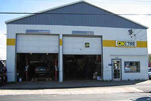 Grays Auto - OK Tire Halifax