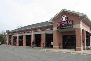 Thomas Tire & Automotive #7