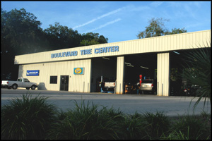 Boulevard Tire Center Daytona Beach