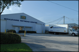 Boulevard Retread Center DeLand