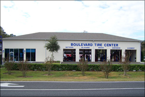 Boulevard Tire Center Lady Lake
