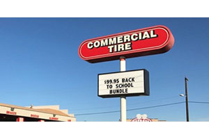 Commercial Tire - Pasco - S Oregon Ave