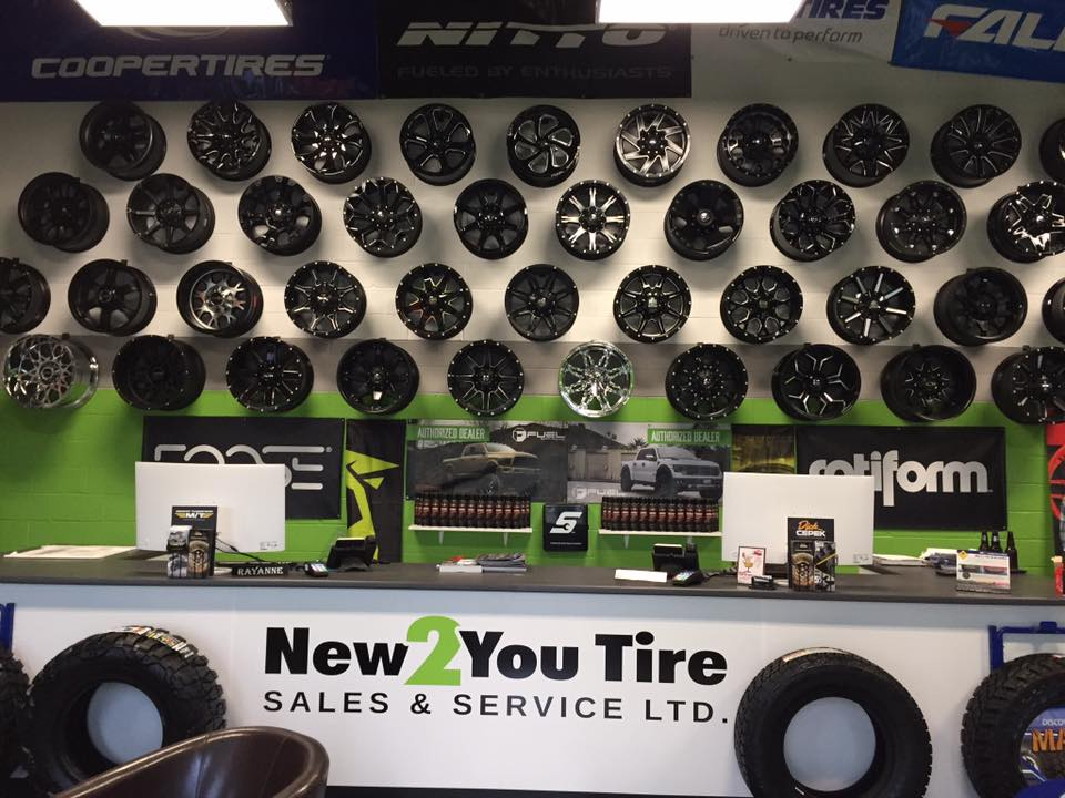 New 2 You Tire & Service