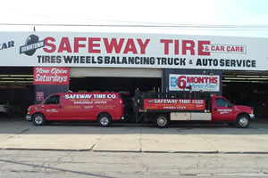 Downtown Safeway Tire and Car Care