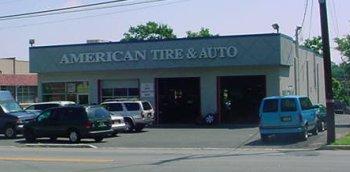 American Tire And Auto >> Central Nj Tire Auto Repair Locations American Tire