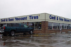 sand springs sapulpa tire shop locations cecil sons discount tires