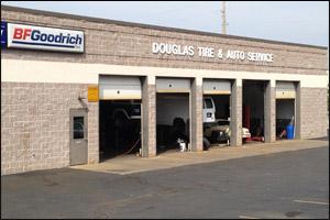 Lees Summit Mo Location Information Douglas Tire Auto