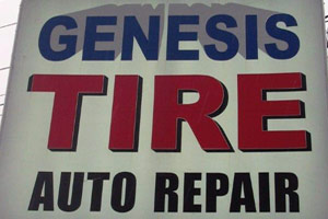 Genesis Tire Outlet