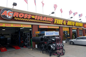 All Across The Island Tire and Auto Repair