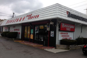Central Islip Firestone