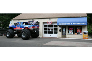 Jensen Tire and Automotive LLC