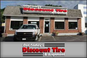 Don Foshays Discount Tire & Alignment