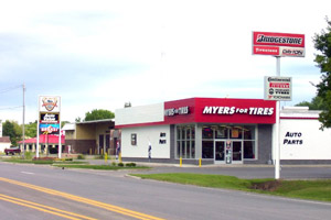Myers for Tires-Tires & Auto Parts