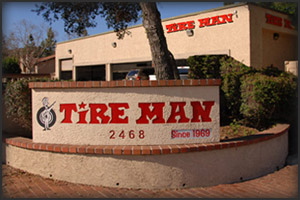 Tire Man Thousand Oaks